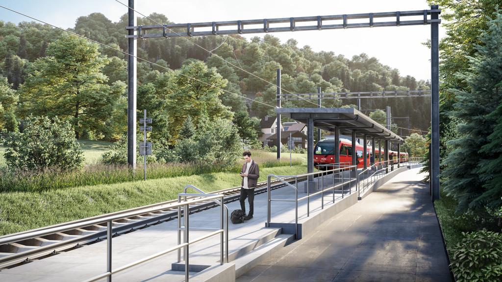 180517_SZU-Visualisierung Bahnhof Triemli