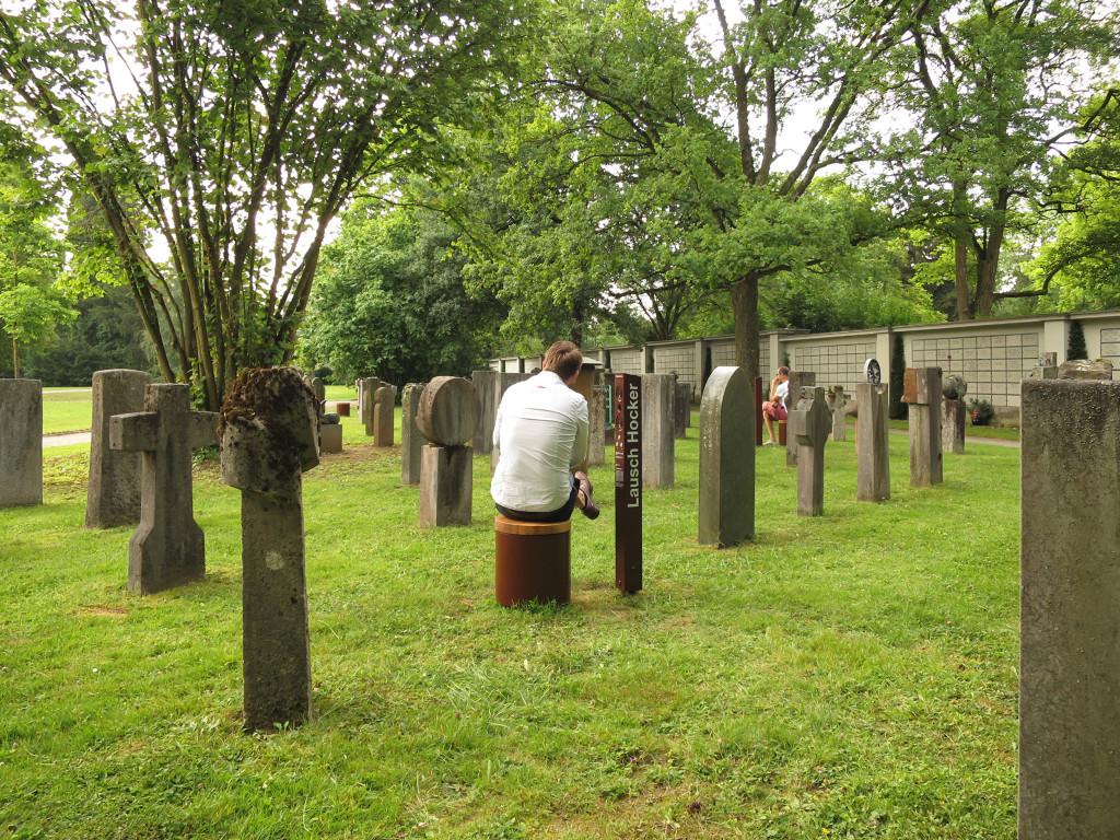 Lauschfeld Friedhof Sihlfeld