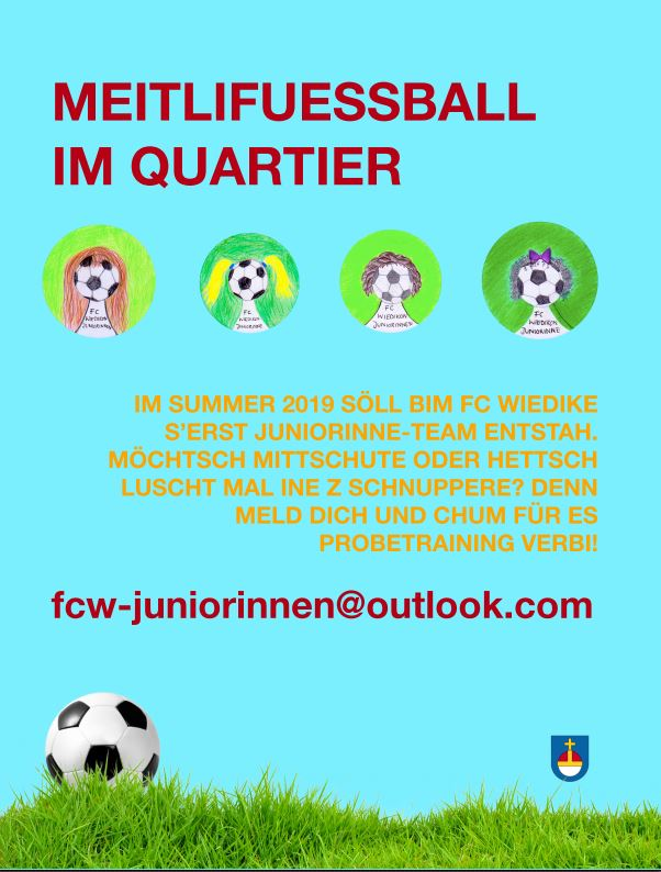 FCW-Juniorinnen